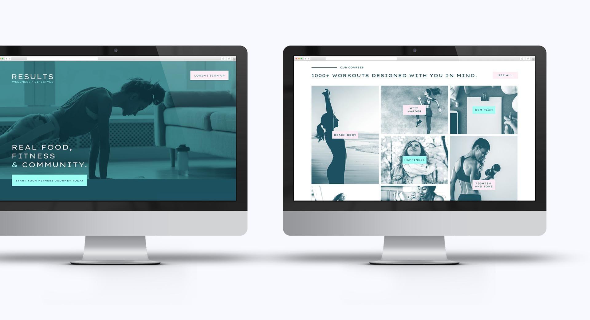 RWL Website Design and Refresh