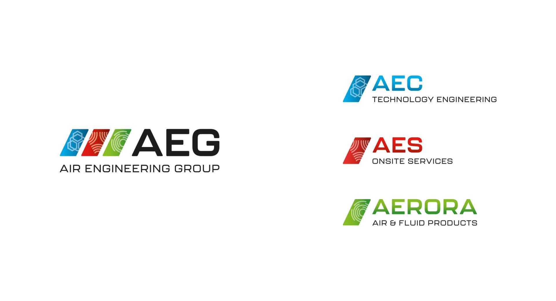 Air Engineering Group Rebrand